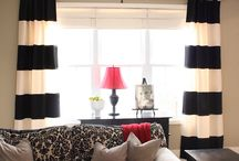 Living Room / by Catherine Comerford