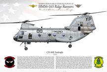 Boeing CH-46 Sea Knight