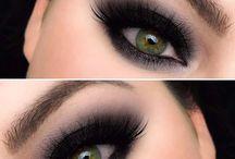 • @misslilith - eye makeup •