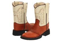 For my little cowboy / by Sherri Romney