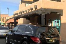 Taxi in Santa Fe