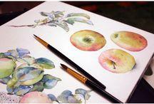 Efterårsfrugter