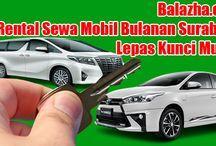 Balazha.com Rental Sewa Mobil Bulanan Surabaya Lepas Kunci Murah