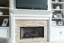 Carlsons fireplace projects