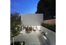 Project: Garden House / A prestigious Contemporary new Build within a rear garden in London using IQ's Sliding Glass Doors