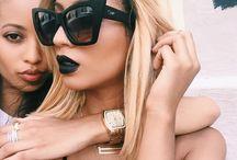 Sevinç's sun glasses