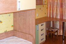 Детская / Мебель для детской от компании Александров&КО www.aleksandrovco.ru