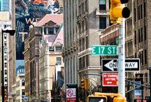New york / by Rachel Degraff