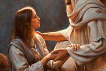 Jézus ölelése és az ember élete2