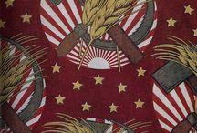 textiles / ornaments