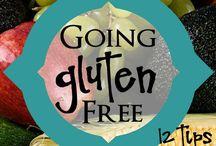 Gluten free / Gluten free alternatives.