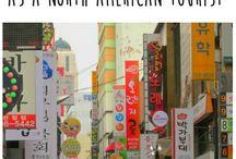 koreai utazás