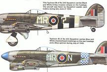 Typhoon / Hawker Typhoon