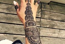 Bruden henna