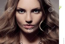 Jewelry portraits