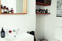 Bathroom / Salles de bain - inspiration