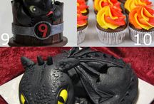 How to train your dragon birthday