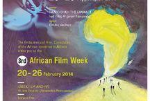 Εβδομάδα Αφρικανικού Κινηματογράφου / Η Ταινιοθήκη της Ελλάδος, οι Πρεσβείες των Αφρικανικών χωρών και τα Επίτιμα Προξενεία που είναι διαπιστευμένα στην Ελληνική Δημοκρατία, διοργανώνουν την  Εβδομάδα Αφρικανικού Κινηματογράφου.