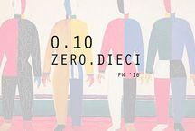 ZERO.DIECI 0.10 Collection