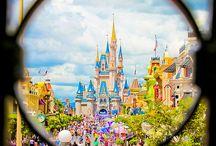 It's Disney world!