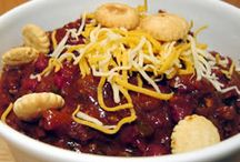 Soups, Chili and Stews / by Lisa Witters