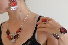 boucles d'oreille, bracelet, collier