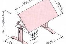 mesa de arquitecto proyecto