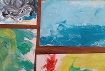 planeta Valentina / El planeta de Valentina està lleno de colores,texturas,olores y experiencias. Como niña de tres años que és, no para de buscar y jugar. Así son los dias en nuestra nave nodriza.