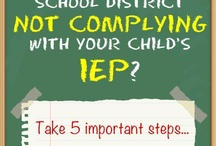 IEP Tools / by Denise H