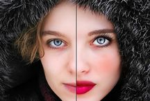 Photoshopping Techniques / by Janelle Otsuki