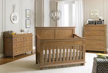Nursery Room ideas --Industrial Chic / Industrial Chic is all the rage, why not carry it over to the Nursery? These beautiful rooms and finishes make any nursery special.