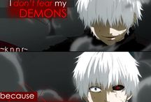 Tokyi ghoul quotes