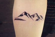 Snow tatto