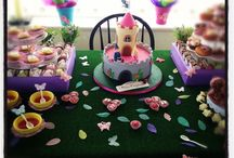Ben and holly party