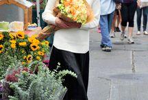 Celebs & cut flowers