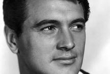 Rock Hudson / Rock was talented, funny, tender and a good actor of the old Hollywood.