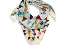 Alpha Gypsy scarves on Keep