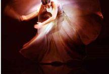Flamenco podwojne / Czarno czerwone