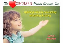 Orchard Human Services - nonprofit uplifting lives from Reactive Attachment Disorder & More