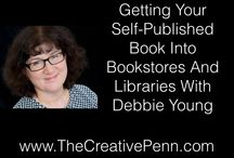 Indie Author Resources / Good resources on the internet for authors trying to make their books succeed.