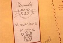 Placemat Doodles