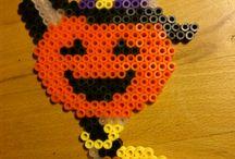 Halloween strijkralen