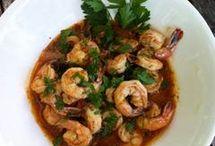 shrimp dishes / by Liz W
