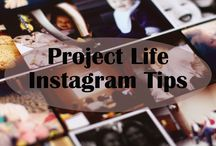 Project Life Ideas and Tips