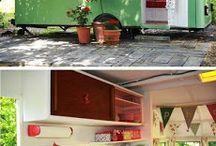 Decor 4 RV! / Rv mobile home caravan house bus remodel decorating refit.