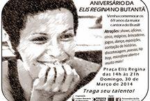 A MAIOR CANTORA DO SÉCULO ELIS COMO EU AMO ELIS / Elis Regina (1945-1982) foi uma cantora brasileira. Por sua performance versátil, foi considerada a maior cantora do Brasil. É Também reconhecida pelas sua forma de expressão altamente emotiva, tanto na interpretação musical quanto em seus gestos.  Elis Regina de Carvalho Costa (1945-1982) nasceu em Porto Alegre, Rio Grande do Sul, no dia 17 de março de 1945. Começou a cantar, com onze anos de idade no clube do Guri Elis a Melhor e Maior cantora do Século no Brasil e uma das maiores do Mundo