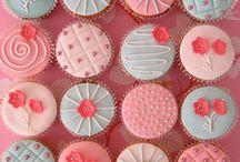 Cakes and sweeties