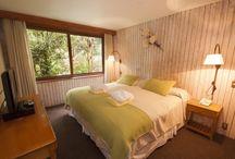 Habitaciones Hotel & Termas Huife