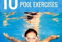 pool exercise