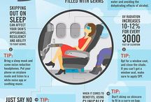 Posters e infográficos / Posters interesantes sobre viajes.